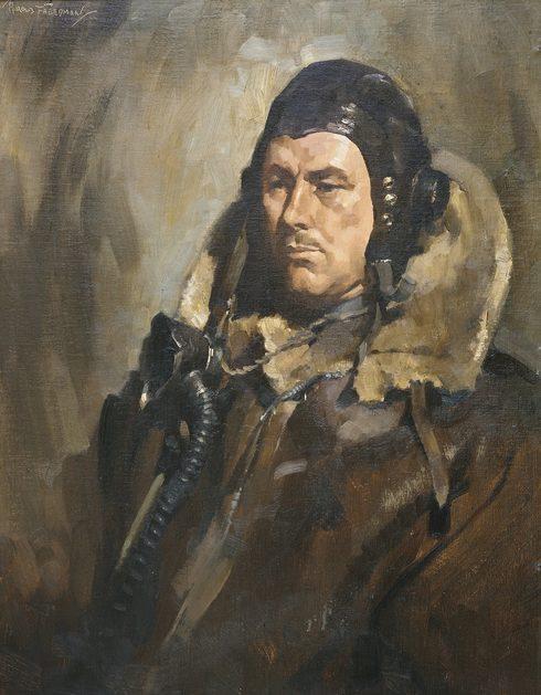 Freedman Harold. Командир эскадрильи Jack Davenport.