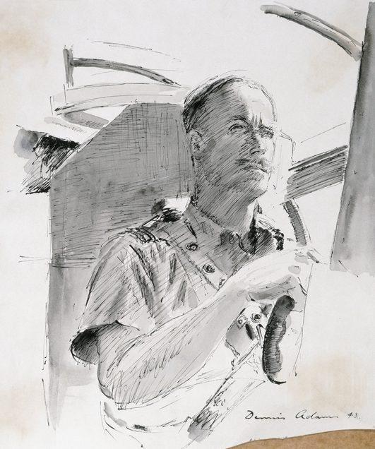 Adams Dennis. Пилот John Lerew.