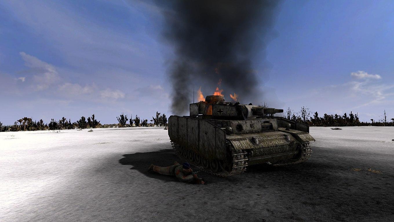 Королев Никита. Танк Panzer III Ausf N.