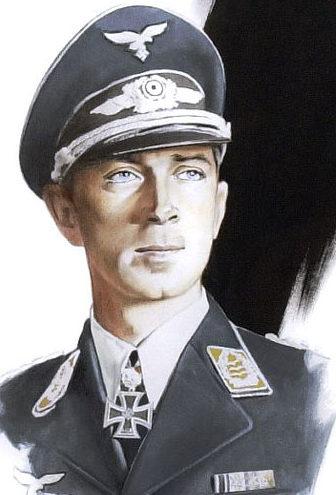 Nutkins Geoff. Генерал Werner Mölders.