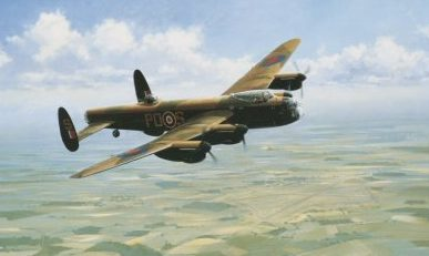 Young John. Бомбардировщик «Lancaster».