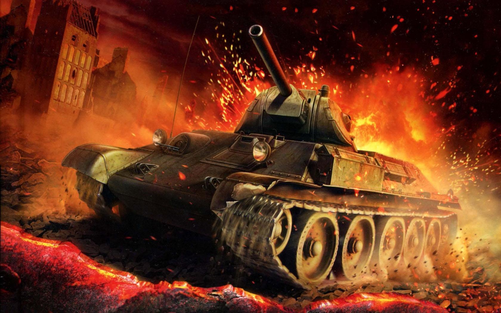Петелин Валерий. Первые танки Т-34/76.