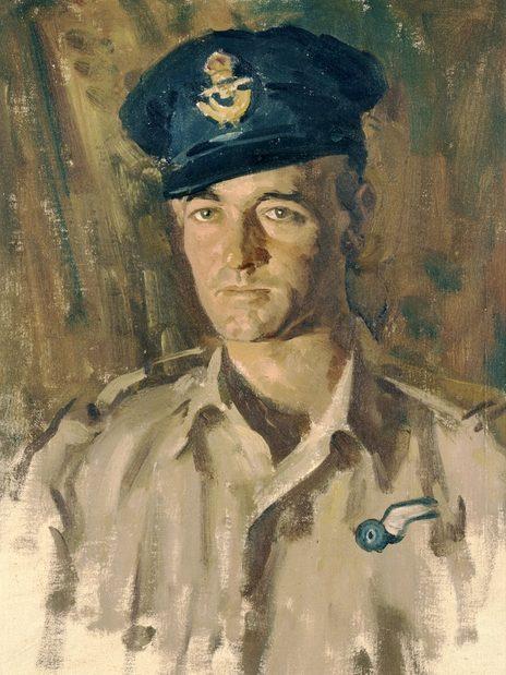 Dargie William. Штурман Alan Stephens.