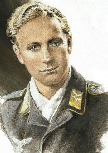 Nutkins Geoff. Федфебель Heinz Radlauer.