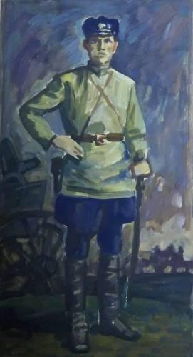 Пасюкевич Владимир. Портрет отца.
