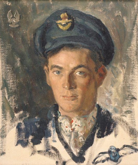 Dargie William. Офицер Frank Kelf.