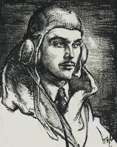 Freedman Harold. Сержант Rawdon Middleton.