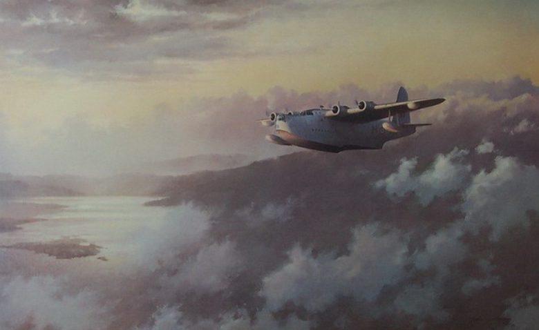 Young John. Летающая лодка.