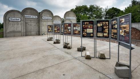г. Лодзь, станция Радегаст. Мемориал жертвам нацизма.
