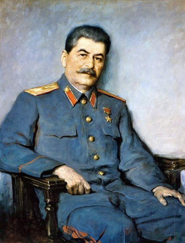 Орешников Виктор. Сталин И.В.