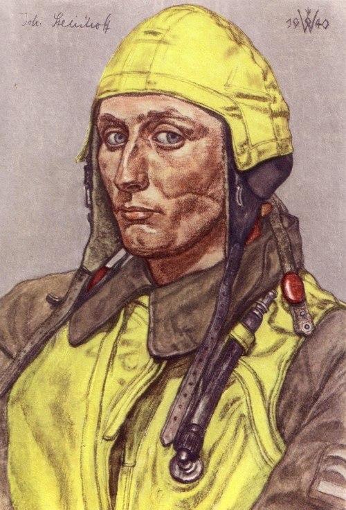 Willrich Wolfgang. Полковник Johannes Steinhoff.