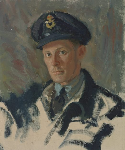 Dargie William. Пилот Robert Cuthbertson.