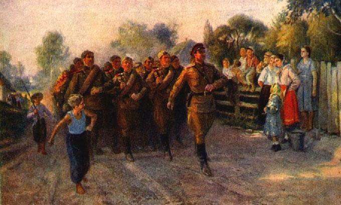 Жигимонт Петр. Марш с песней.
