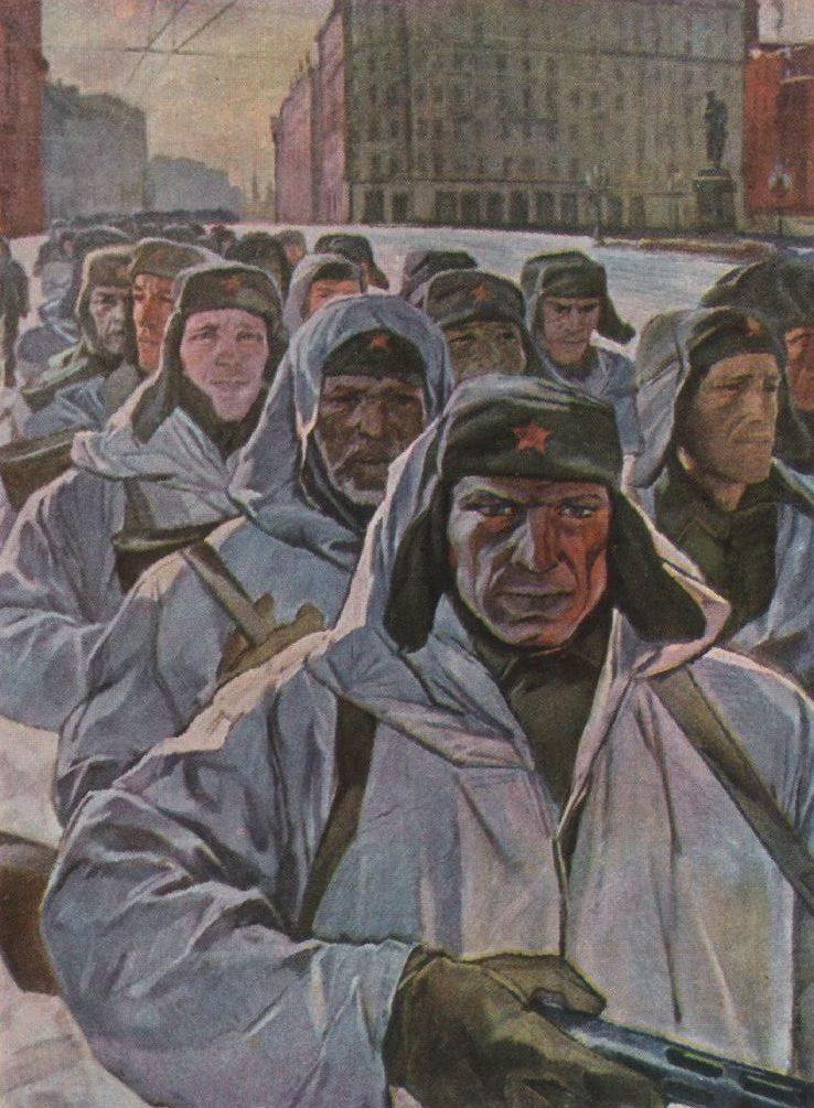 Орловский Александр. Во имя жизни на земле.