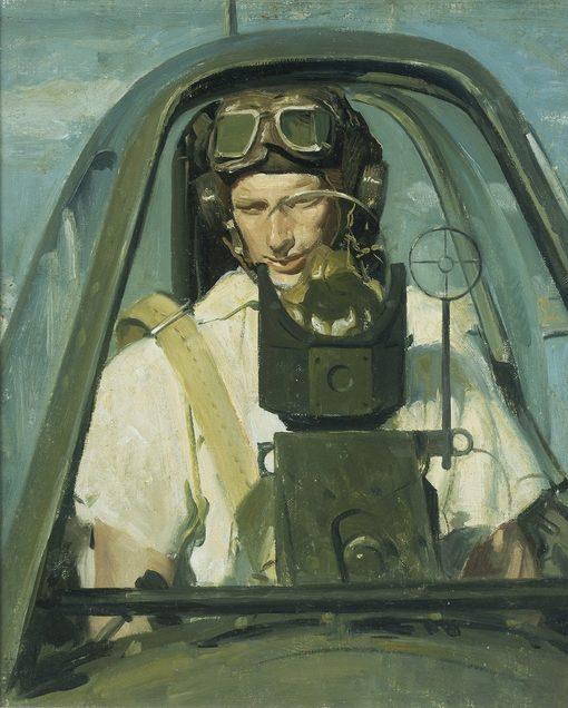 Dargie William. Пилот Russell Precians.