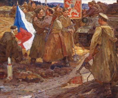 Жигимонт Петр. Дукла. Октябрь 1944 года.