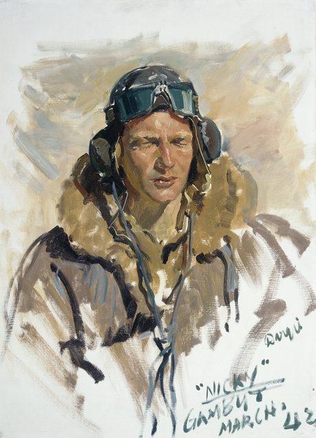 Dargie William. Пилот Andrew William Barr.