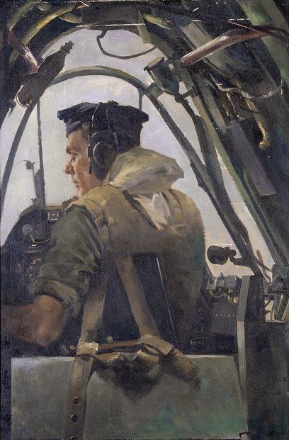 Freedman Harold. Пилот Beaufighter.