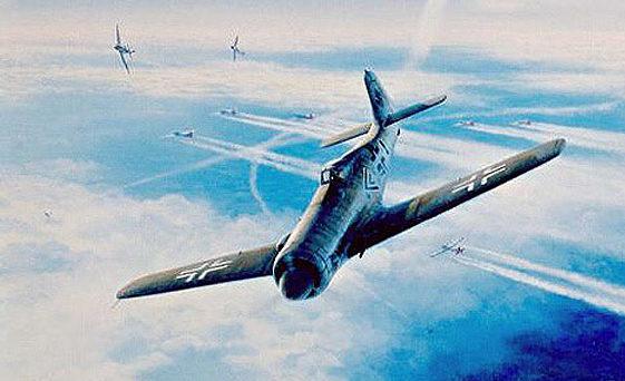 Postlethwaite Mark. Истребители FW-190.