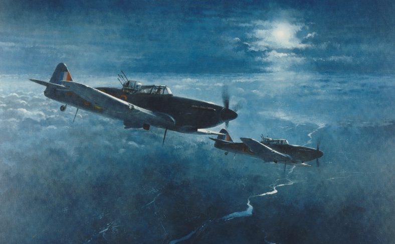 Middlebrook Roger. Истребитель Boulton Paul Defiant.