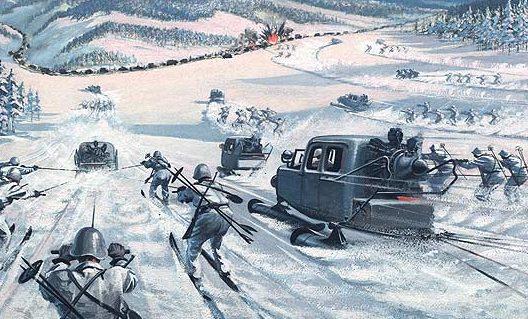 Nockolds Roy. Советские горные войска.