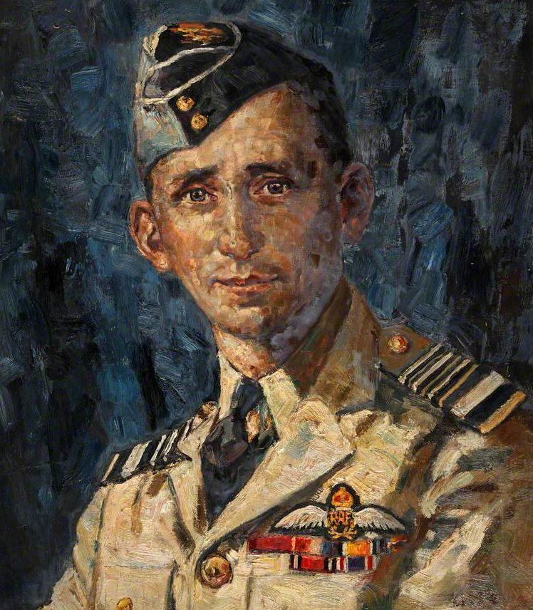 Oliphant Leslie. Главный маршал авиации Arthur Tedder.