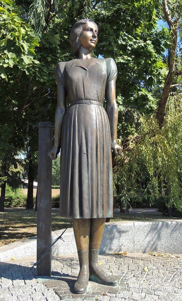 Скульптура Т. Маркус.