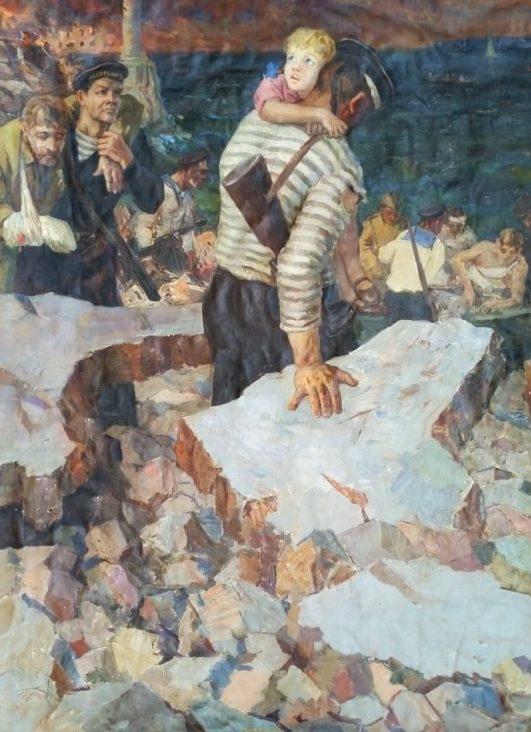 Филатов Василий. Севастополь, 1942 г.
