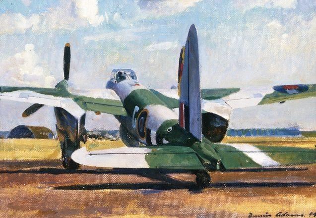 Adams Dennis. Многоцелевой самолет «Mosquito».