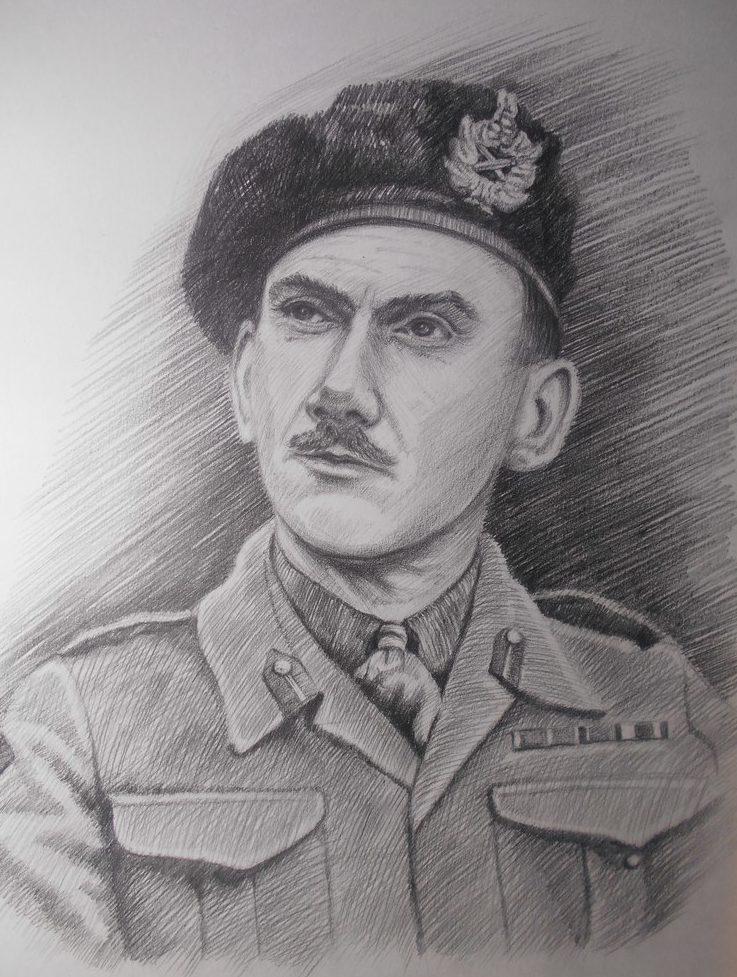 Пахомов Никита. Британский танкист.