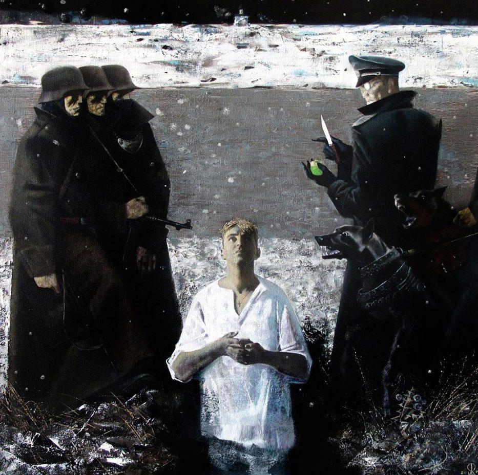 Иванов Фрол. Последний снег.