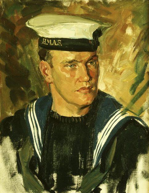 Dargie William. Матрос Cecil Frank Barlow.