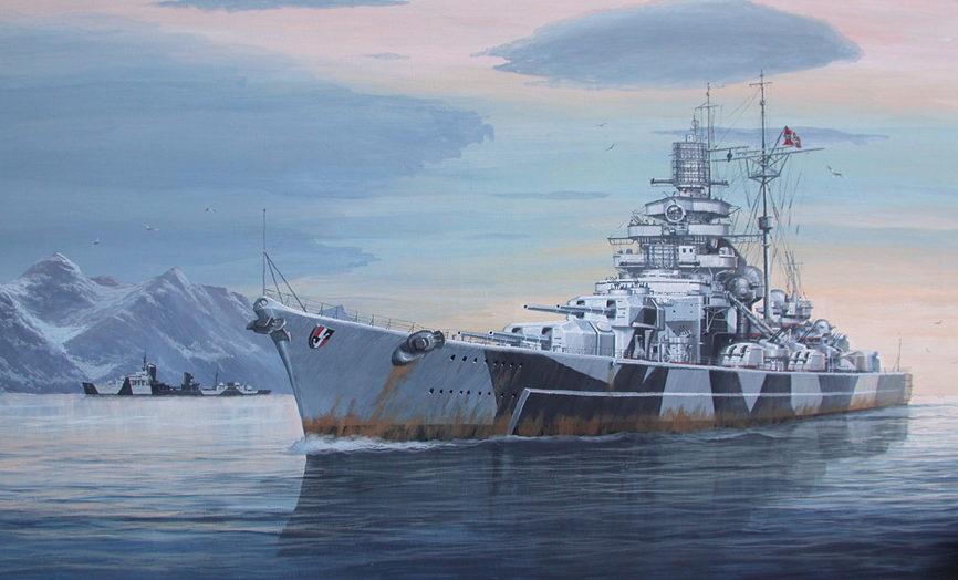 Ярулин Тимур. Военные корабли.