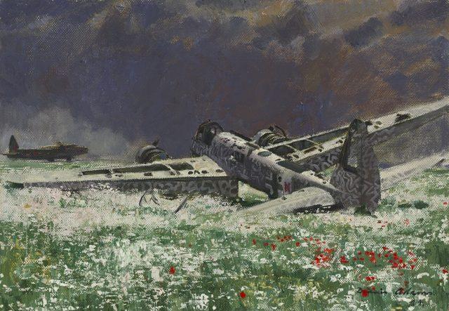 Adams Dennis. Весна в Южной Италии.