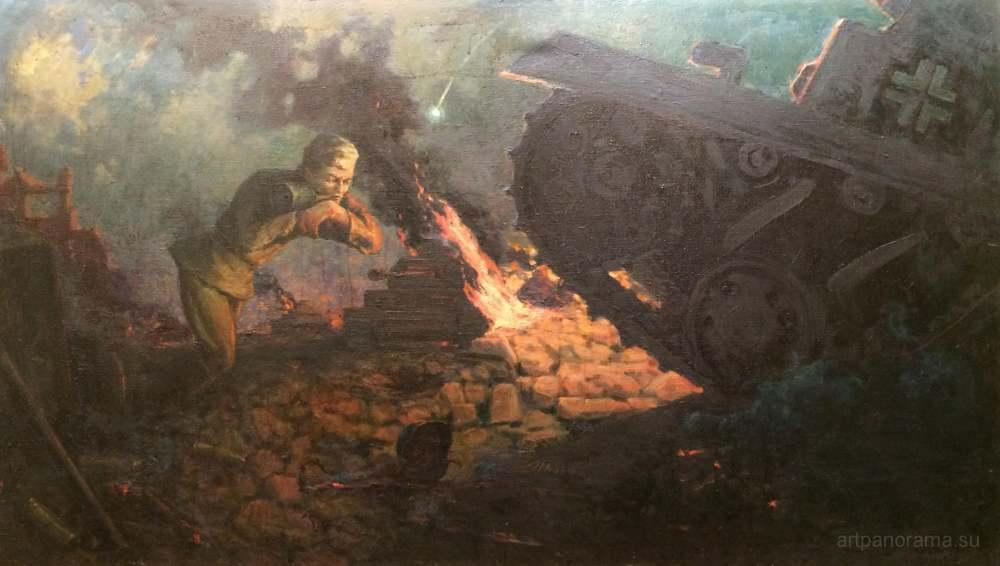 Пензов Иван. Подвиг Вани Федорова – Героя Сталинграда.