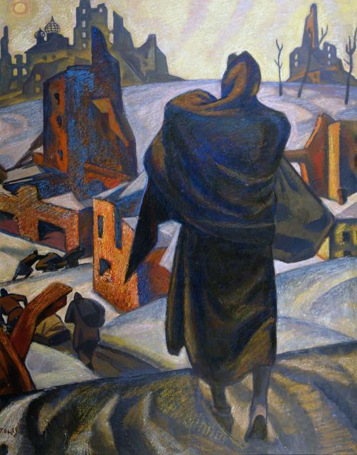 Оссовский Петр. 1943 год.