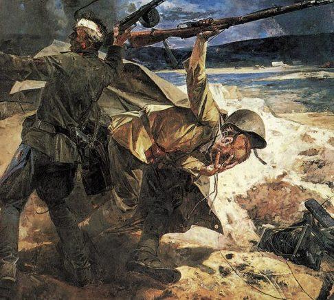Сафронов Виктор. Коммунисты вперед!