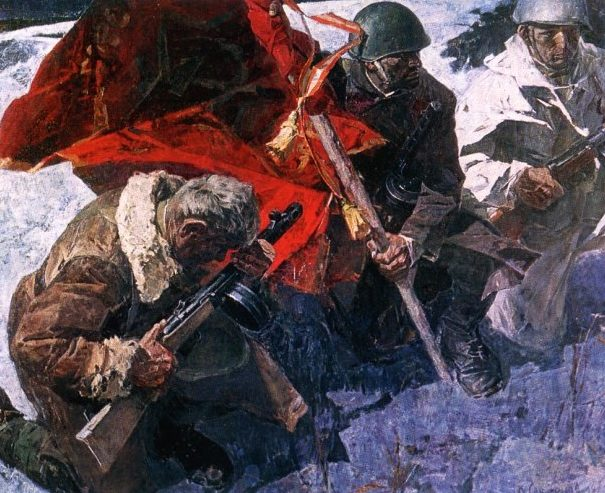 Сафронов Виктор. Клятва.