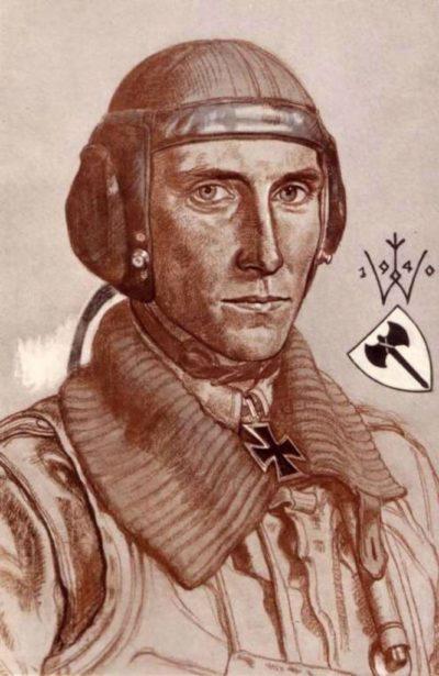 Willrich Wolfgang. Капитан Balthasar.