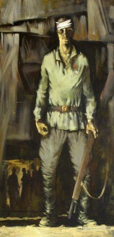 Тюнькин Александр. Солдат.