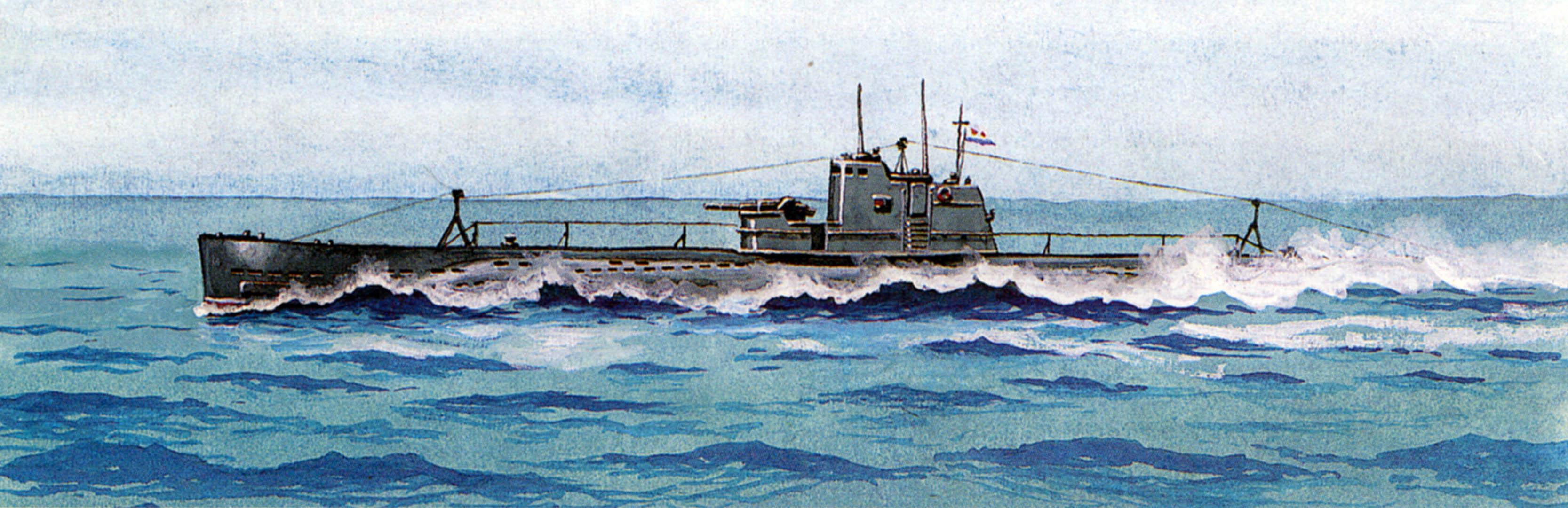 Ярулин Тимур. Подводные лодки.