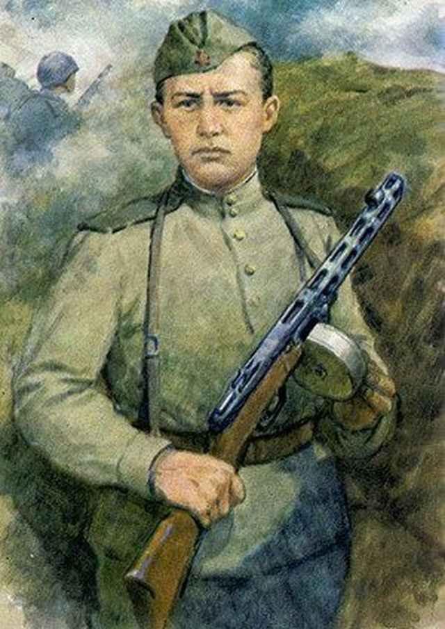 Котляров Лев. Портрет Смирнова Ю.В.