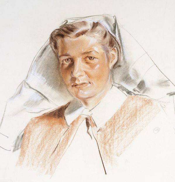 Dargie William. Сестра Margaret Robertson.