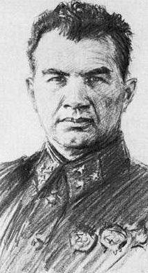 Финогенов Константин. Генерал-лейтенант Чуйков.
