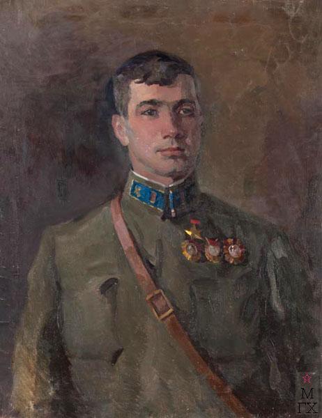 Перельман Виктор. Герой Советского Союза Гринев.