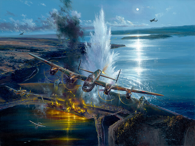 Atack Simon. Разрушители плотин.