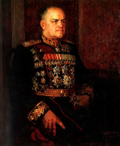 Котов Петр. Маршал Жуков.