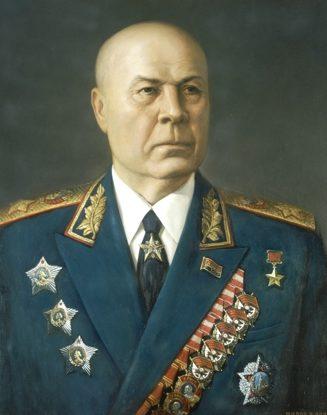 Шилов Виктор. Маршал Тимошенко.