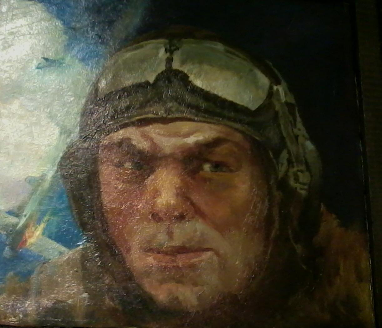 Тюрин Алексей. Богатырь неба.