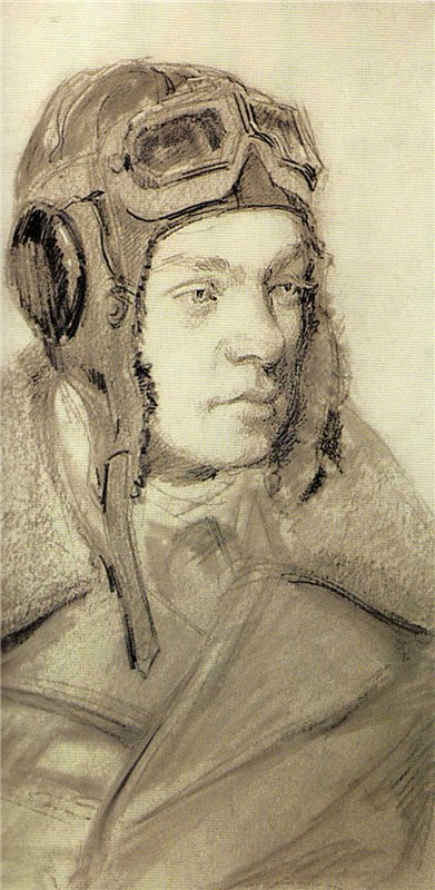 Жуков Николай. Летчик Покрышкин.
